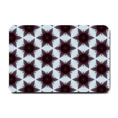 Cute Pretty Elegant Pattern Small Door Mat by creativemom