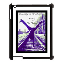 Ytr2 Apple Ipad 3/4 Case (black) by gunnsphotoartplus