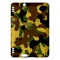 Camo Pattern  Kindle Fire HDX Hardshell Case