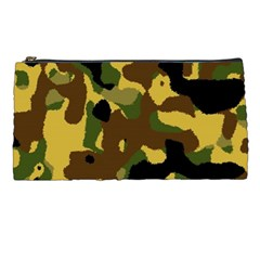 Camo Pattern  Pencil Case