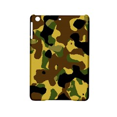 Camo Pattern  Apple Ipad Mini 2 Hardshell Case by Colorfulart23
