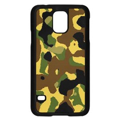 Camo Pattern  Samsung Galaxy S5 Case (black) by Colorfulart23