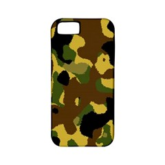 Camo Pattern  Apple Iphone 5 Classic Hardshell Case (pc+silicone) by Colorfulart23