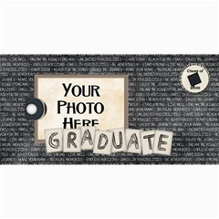 Graduation Card 1 By Lisa Minor   4  X 8  Photo Cards   C8590q18udrt   Www Artscow Com 8 x4  Photo Card - 2