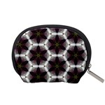Cute Pretty Elegant Pattern Accessory Pouch (Small) Back