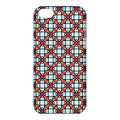 Cute Pretty Elegant Pattern Apple Iphone 5c Hardshell Case by creativemom