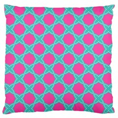 Cute Pretty Elegant Pattern Large Cushion Case (two Sided)  by creativemom