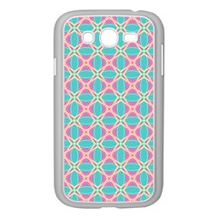 Cute Pretty Elegant Pattern Samsung Galaxy Grand Duos I9082 Case (white) by creativemom