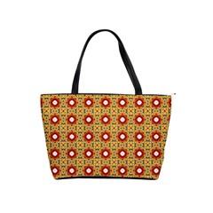 Cute Pretty Elegant Pattern Large Shoulder Bag by creativemom