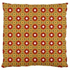 Cute Pretty Elegant Pattern Large Cushion Case (single Sided)  by creativemom