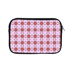 Cute Pretty Elegant Pattern Apple Ipad Mini Zippered Sleeve by creativemom