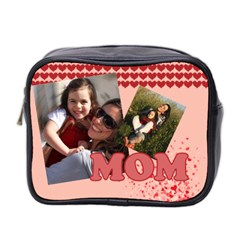 Mothers Day By Mom   Mini Toiletries Bag (two Sides)   5pugjyyqwq9g   Www Artscow Com Front