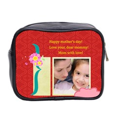 Mothers Day By Mom   Mini Toiletries Bag (two Sides)   Kepcqbd42n8y   Www Artscow Com Back