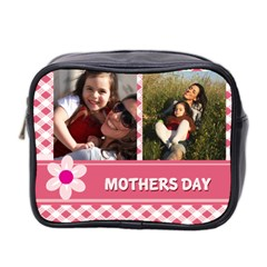 Mothers Day By Mom   Mini Toiletries Bag (two Sides)   F2ph0dputxk0   Www Artscow Com Front