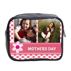 Mothers Day By Mom   Mini Toiletries Bag (two Sides)   F2ph0dputxk0   Www Artscow Com Back