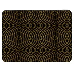 Futuristic Geometric Design Samsung Galaxy Tab 7  P1000 Flip Case by dflcprints