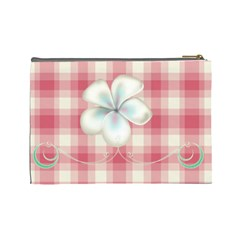 Morn Dew Lge By Kdesigns   Cosmetic Bag (large)   Prrib9fqjuqm   Www Artscow Com Back