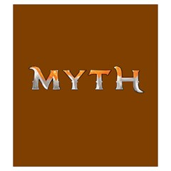 Myth Bag By Doug Evans   Drawstring Pouch (medium)   Jatxnkgeus4y   Www Artscow Com Back