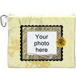 Family XXXL Canvas Cosmetic Bag - Canvas Cosmetic Bag (XXXL)