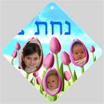 Nachas 120415 - Car Window Sign