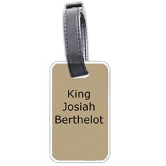 King Josiah By Beverly A  Terrell Back