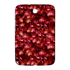 Warm Floral Collage Print Samsung Galaxy Note 8.0 N5100 Hardshell Case  by dflcprints
