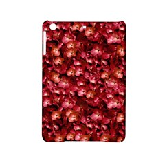 Warm Floral Collage Print Apple Ipad Mini 2 Hardshell Case by dflcprints