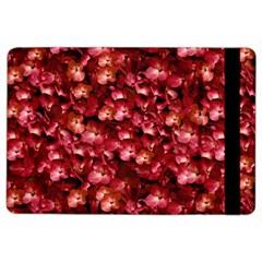 Warm Floral Collage Print Apple Ipad Air 2 Flip Case by dflcprints