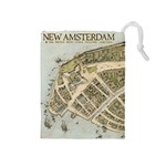 new amsterdam bag - Drawstring Pouch (Medium)