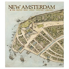 New Amsterdam Bag By Mason Weaver   Drawstring Pouch (medium)   85l27tcb124b   Www Artscow Com Back