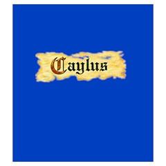 Caylus Bag By Mason Weaver   Drawstring Pouch (medium)   M38wmjt9nhum   Www Artscow Com Front
