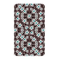 Modern Floral Geometric Pattern Memory Card Reader (rectangular) by dflcprints
