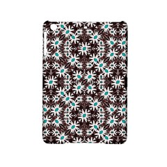 Modern Floral Geometric Pattern Apple Ipad Mini 2 Hardshell Case by dflcprints