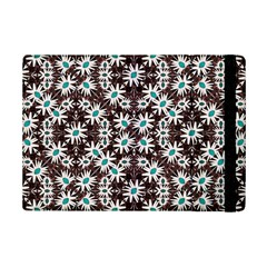 Modern Floral Geometric Pattern Apple Ipad Mini 2 Flip Case by dflcprints