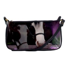 Two Horses Evening Bag by JulianneOsoske
