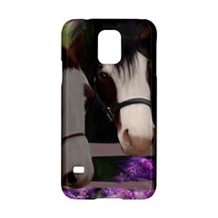 Two Horses Samsung Galaxy S5 Hardshell Case  by JulianneOsoske