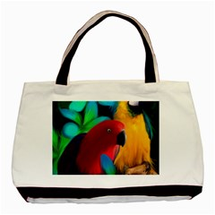Two Friends Classic Tote Bag by JulianneOsoskeFeathers