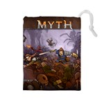MythBag - Drawstring Pouch (Large)