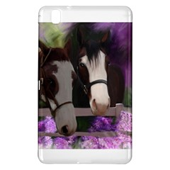 Two Horses Samsung Galaxy Tab Pro 8 4 Hardshell Case by JulianneOsoske