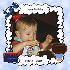Our Little Angel Boy 8x8 Scrapbook Pages By Chere s Creations   Scrapbook Page 8  X 8    1kuuhok1xiev   Www Artscow Com 8 x8 Scrapbook Page - 15