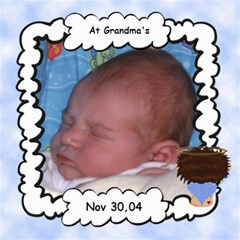Our Little Angel Boy 8x8 Scrapbook Pages By Chere s Creations   Scrapbook Page 8  X 8    1kuuhok1xiev   Www Artscow Com 8 x8 Scrapbook Page - 5