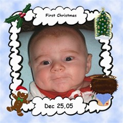 Our Little Angel Boy 8x8 Scrapbook Pages By Chere s Creations   Scrapbook Page 8  X 8    1kuuhok1xiev   Www Artscow Com 8 x8 Scrapbook Page - 6