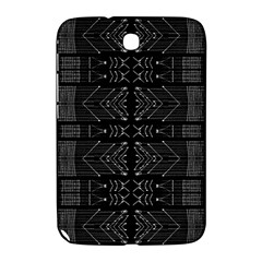 Black and White Tribal  Samsung Galaxy Note 8.0 N5100 Hardshell Case