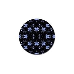 Futuristic Geometric Design Golf Ball Marker 4 Pack by dflcprints