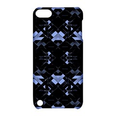 Futuristic Geometric Design Apple Ipod Touch 5 Hardshell Case With Stand by dflcprints