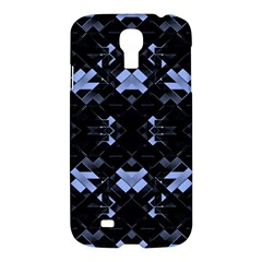 Futuristic Geometric Design Samsung Galaxy S4 I9500/i9505 Hardshell Case by dflcprints