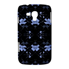 Futuristic Geometric Design Samsung Galaxy Duos I8262 Hardshell Case  by dflcprints