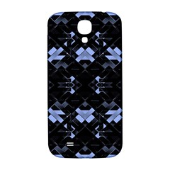 Futuristic Geometric Design Samsung Galaxy S4 I9500/i9505  Hardshell Back Case by dflcprints