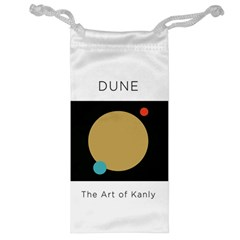 Dune   The Art Of Kanly By Dennis Bennett   Jewelry Bag   Uu9r5lu5no4i   Www Artscow Com Front