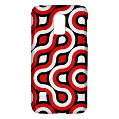 Waves And Circles Samsung Galaxy S5 Mini Hardshell Case  by LalyLauraFLM